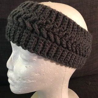 How To Crochet The Arrow Ear Warmer Tutorial Hookingisalifestyle